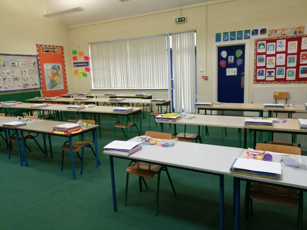 5th class - Mrs. Smyth